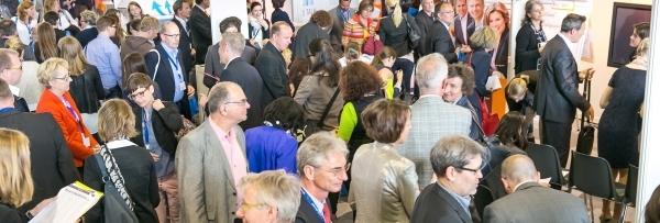 Fotos von der PERSONAL Süd 2015 in Stuttgart, Fachmesse für Personalmanagement aufgenommen im Auftrag der spring Messe Management GmbH & Co KG