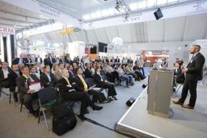 Die Fachforen wenden sich an die unterschiedlichen Zielgruppen im Unternehmen (Quelle: Messe Stuttgart